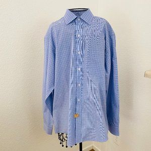 CLUB ROOM Regular Fit Button Down long sleeve 16